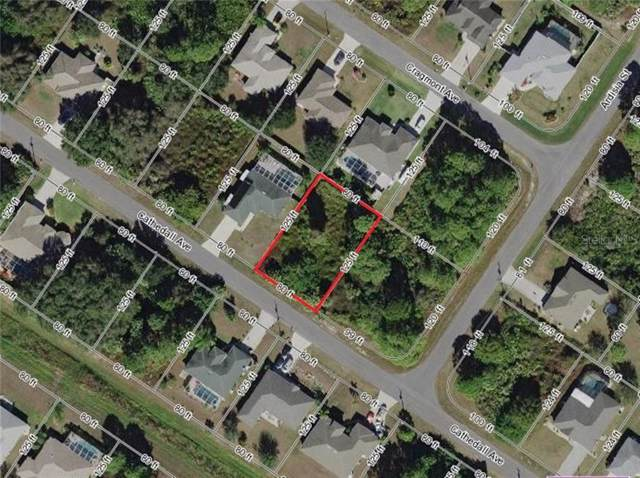 Cathedall Avenue, North Port, FL 34288 (MLS #D6110147) :: Cartwright Realty