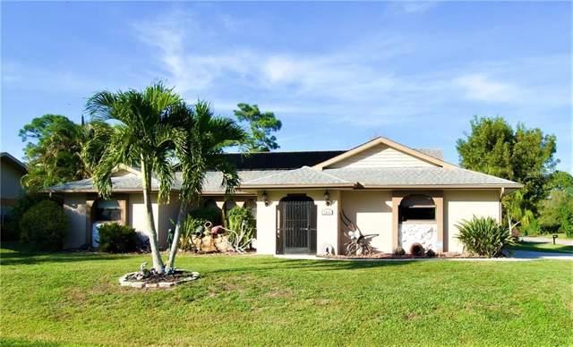 5816 Gillot Boulevard, Port Charlotte, FL 33981 (MLS #D6110178) :: The BRC Group, LLC