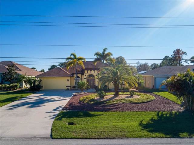228 Rotonda Boulevard E, Rotonda West, FL 33947 (MLS #D6110198) :: The Duncan Duo Team
