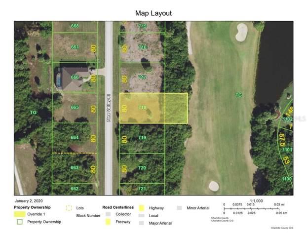 39 Pine Valley Place, Rotonda West, FL 33947 (MLS #D6110219) :: Team Borham at Keller Williams Realty