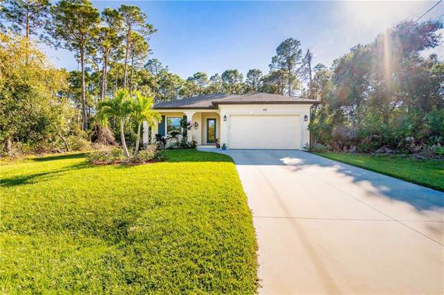103 Cable Drive, Rotonda West, FL 33947 (MLS #D6110225) :: Sarasota Home Specialists