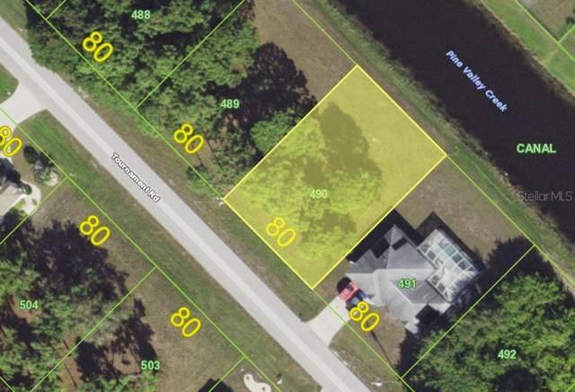 13 Tournament Road, Rotonda West, FL 33947 (MLS #D6110264) :: Team Borham at Keller Williams Realty