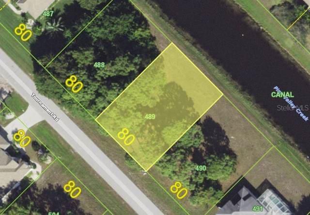 15 Tournament Road, Rotonda West, FL 33947 (MLS #D6110265) :: Team Borham at Keller Williams Realty