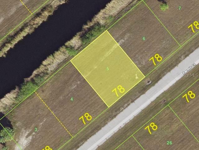 14298 Permit Court, Placida, FL 33946 (MLS #D6110285) :: Young Real Estate