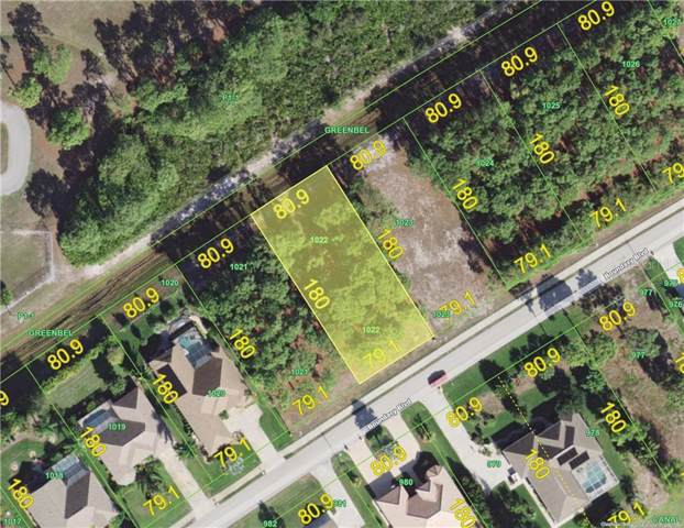 443 Boundary Boulevard, Rotonda West, FL 33947 (MLS #D6110333) :: Griffin Group