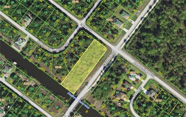 9295 Calumet Boulevard, Port Charlotte, FL 33981 (MLS #D6110358) :: The BRC Group, LLC