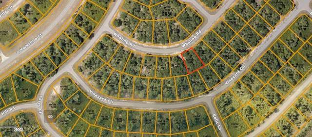 Whaling Road, North Port, FL 34288 (MLS #D6110384) :: Cartwright Realty
