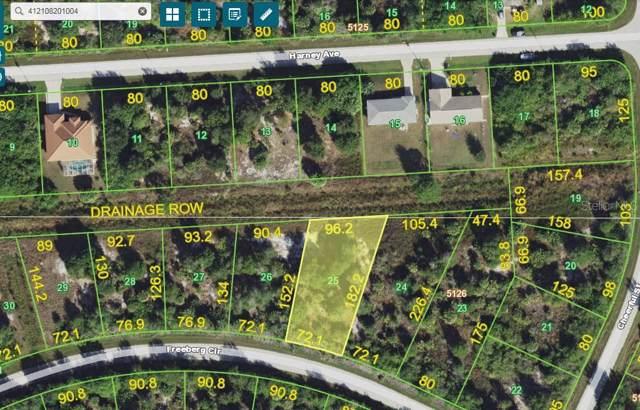7187 Freeberg Circle, Port Charlotte, FL 33981 (MLS #D6110390) :: Griffin Group