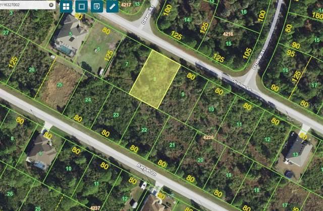 14191 Onslow Lane, Port Charlotte, FL 33981 (MLS #D6110391) :: 54 Realty