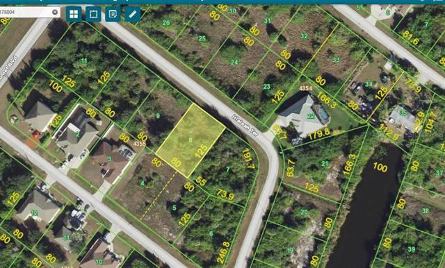 9173 Hialeah Terrace, Port Charlotte, FL 33981 (MLS #D6110393) :: The Light Team