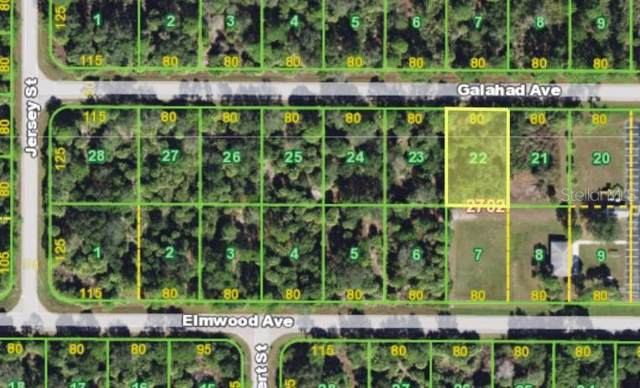 17443 Galahad Avenue, Port Charlotte, FL 33948 (MLS #D6110395) :: GO Realty