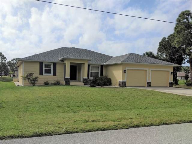 231 Marker Road, Rotonda West, FL 33947 (MLS #D6110416) :: The Duncan Duo Team