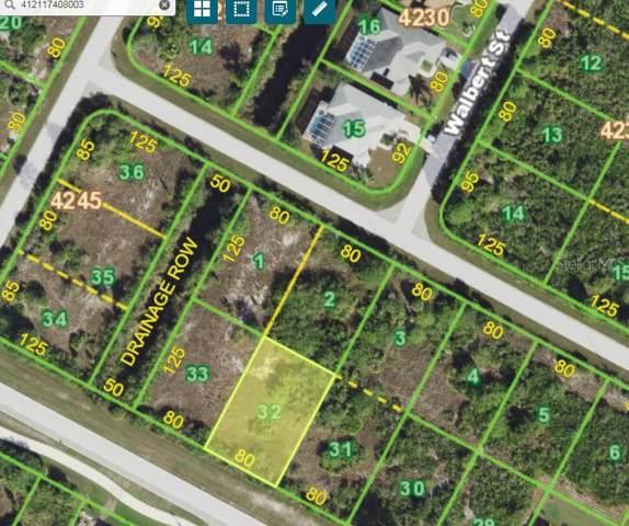 13374 Ingraham Boulevard, Port Charlotte, FL 33981 (MLS #D6110420) :: 54 Realty
