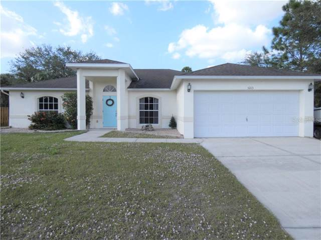 3213 Belleville Terrace, North Port, FL 34286 (MLS #D6110422) :: Armel Real Estate