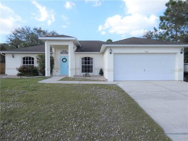 3213 Belleville Terrace, North Port, FL 34286 (MLS #D6110422) :: GO Realty