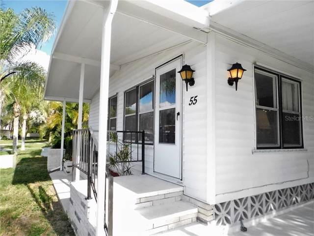 55 N Flora Vista Street, Englewood, FL 34223 (MLS #D6110434) :: Bustamante Real Estate