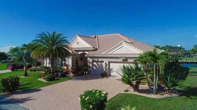 128 Great Isaac Court, Punta Gorda, FL 33950 (MLS #D6110448) :: The Light Team
