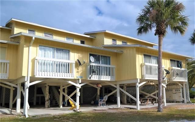 9400 Little Gasparilla Island D8, Placida, FL 33946 (MLS #D6110460) :: The BRC Group, LLC