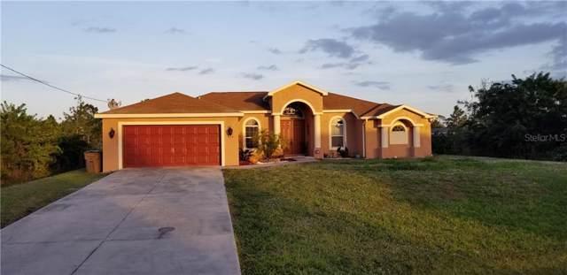 912 Poinsettia Avenue, Lehigh Acres, FL 33972 (MLS #D6110477) :: Remax Alliance