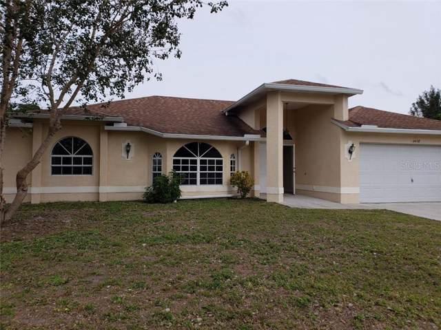 4458 Targee Avenue, North Port, FL 34287 (MLS #D6110490) :: Medway Realty