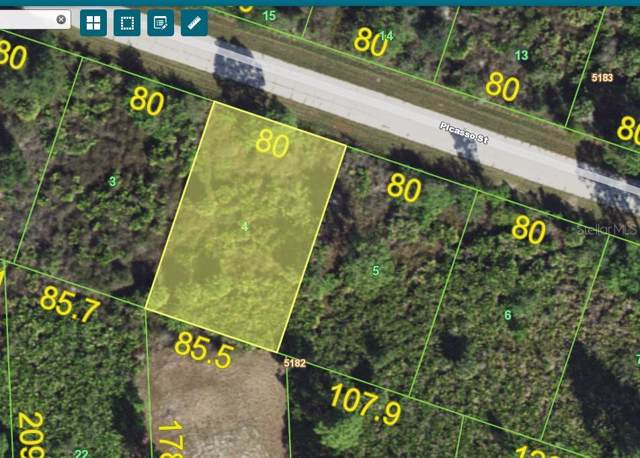 12355 Picasso Street, Port Charlotte, FL 33981 (MLS #D6110495) :: Griffin Group