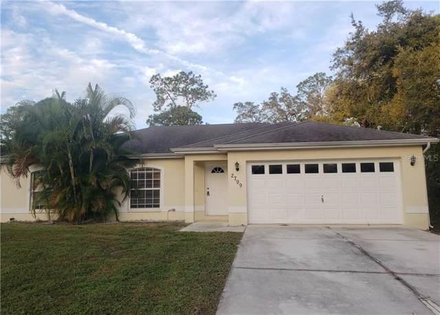 2799 Kasim Street, North Port, FL 34286 (MLS #D6110538) :: Cartwright Realty