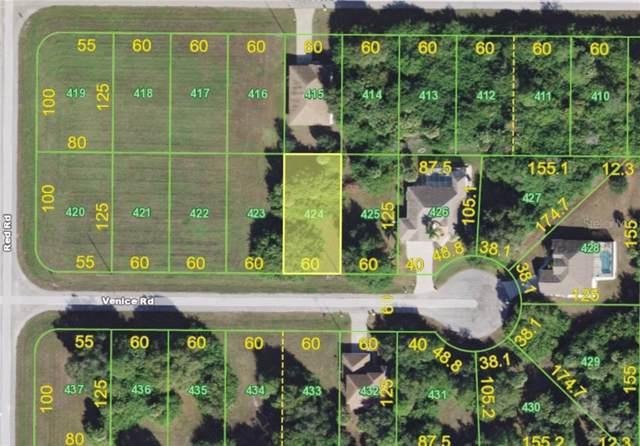 124 Venice Road, Rotonda West, FL 33947 (MLS #D6110541) :: Lockhart & Walseth Team, Realtors