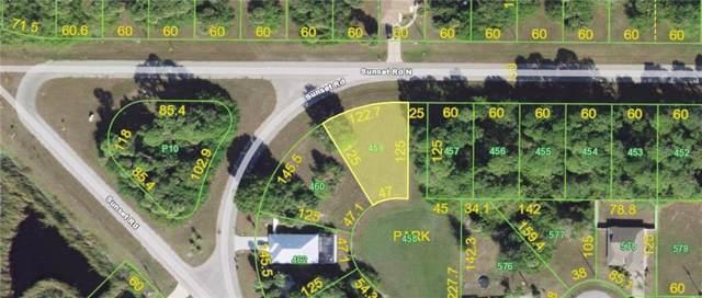 395 Sunset Road N, Rotonda West, FL 33947 (MLS #D6110542) :: Lockhart & Walseth Team, Realtors