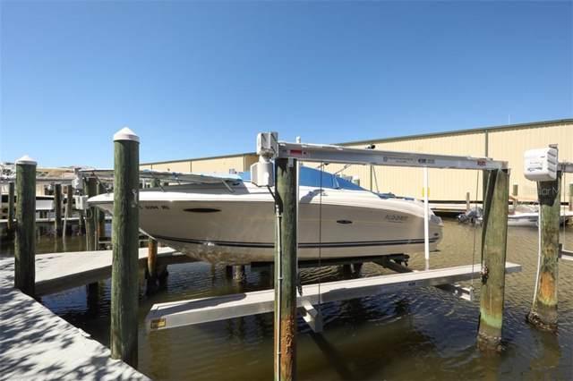14555 Gasparilla Road Dock I-30, Placida, FL 33946 (MLS #D6110550) :: The Figueroa Team