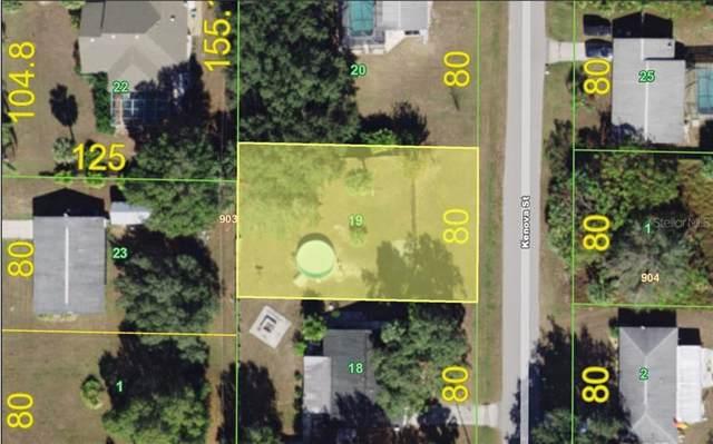 335 Kenova Street, Port Charlotte, FL 33954 (MLS #D6110554) :: Griffin Group