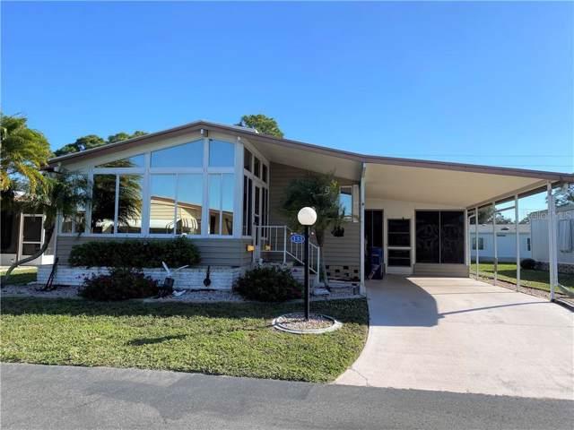 133 Rarotonga Road, North Port, FL 34287 (MLS #D6110576) :: Team Bohannon Keller Williams, Tampa Properties