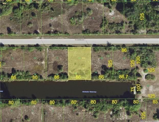14133 Peekskill Avenue, Port Charlotte, FL 33981 (MLS #D6110596) :: GO Realty