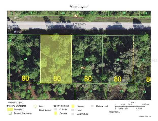 9353 Portillo Avenue, Englewood, FL 34224 (MLS #D6110607) :: Medway Realty