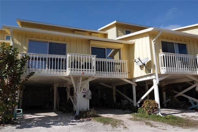 9400 Little Gasparilla Island G6, Placida, FL 33946 (MLS #D6110631) :: Cartwright Realty