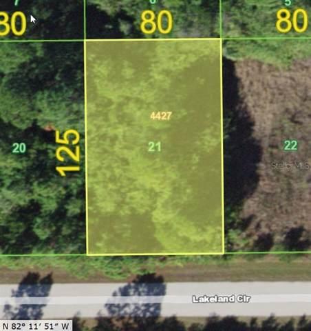 15633 Lakeland Circle, Port Charlotte, FL 33981 (MLS #D6110633) :: Armel Real Estate