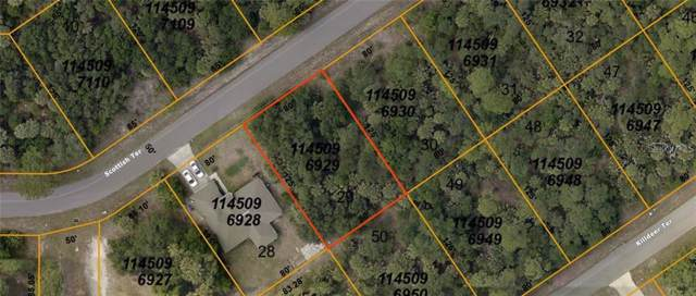 Lot 29 Scottish Terrace, North Port, FL 34288 (MLS #D6110656) :: Medway Realty