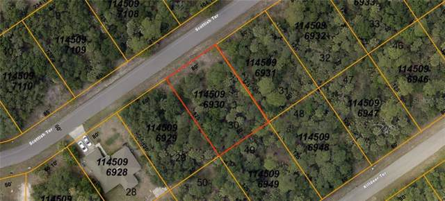 Lot 30 Scottish Terrace, North Port, FL 34288 (MLS #D6110661) :: Medway Realty