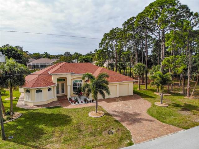 251 Medalist Road, Rotonda West, FL 33947 (MLS #D6110662) :: Armel Real Estate