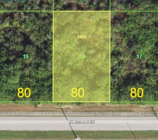 12244 N Access Road, Port Charlotte, FL 33981 (MLS #D6110716) :: GO Realty
