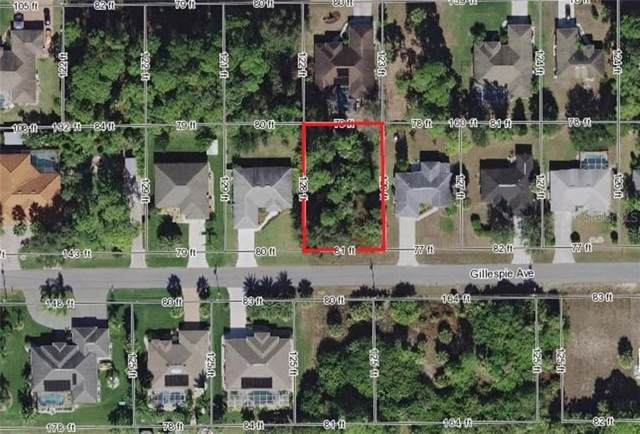 Gillespie Avenue, North Port, FL 34288 (MLS #D6110722) :: Prestige Home Realty