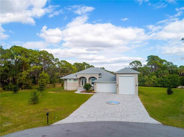 124 Cutlass Drive, Rotonda West, FL 33947 (MLS #D6110738) :: GO Realty