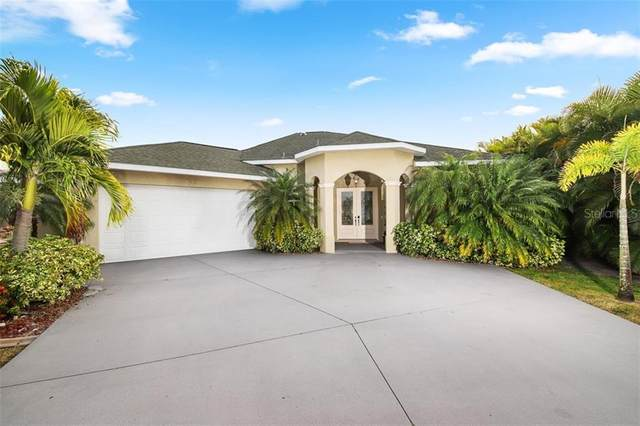 845 Boundary Boulevard, Rotonda West, FL 33947 (MLS #D6110765) :: Griffin Group