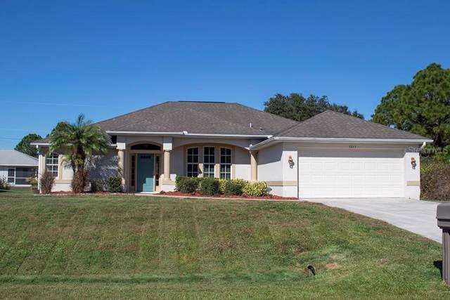 3243 Cordova Terrace, North Port, FL 34291 (MLS #D6110769) :: The A Team of Charles Rutenberg Realty