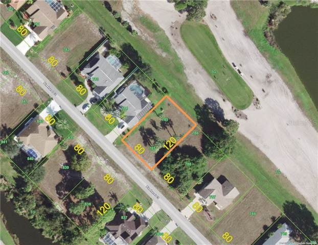 38 Pinehurst Court, Rotonda West, FL 33947 (MLS #D6110770) :: The BRC Group, LLC