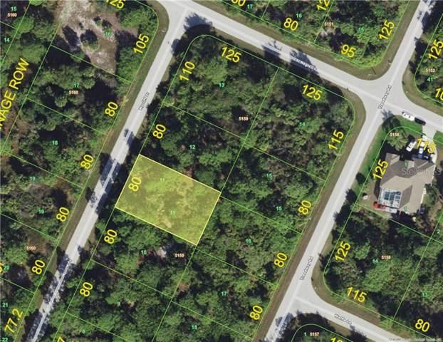 7428 Wycliff Drive, Port Charlotte, FL 33981 (MLS #D6110792) :: The BRC Group, LLC