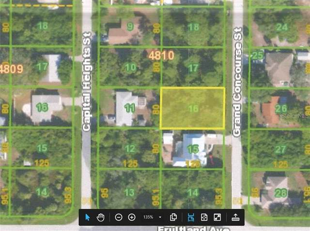 7483 Grand Concourse Street, Englewood, FL 34224 (MLS #D6110932) :: Medway Realty