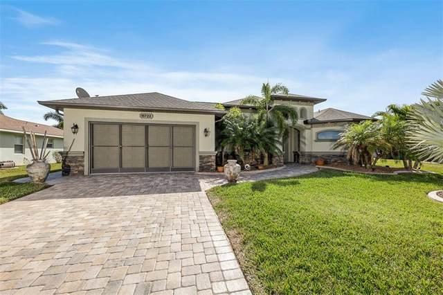 15722 Aqua Circle, Port Charlotte, FL 33981 (MLS #D6110960) :: Homepride Realty Services