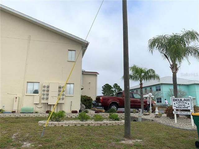 22278 Vick Street A113, Port Charlotte, FL 33980 (MLS #D6110980) :: 54 Realty