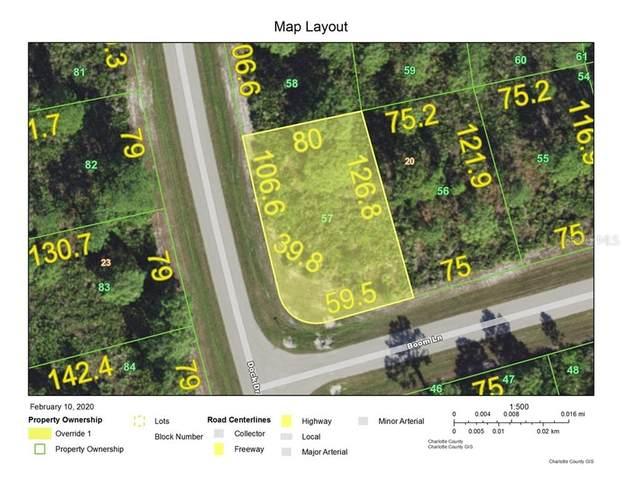 11 Dock Drive, Placida, FL 33946 (MLS #D6110992) :: Lockhart & Walseth Team, Realtors