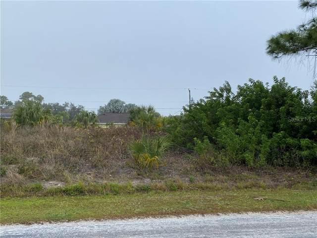 Moravia Avenue, North Port, FL 34286 (MLS #D6111019) :: GO Realty